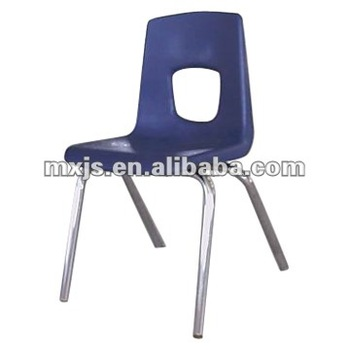 navy blue plastic stackable office chair - buy wholesale plastic