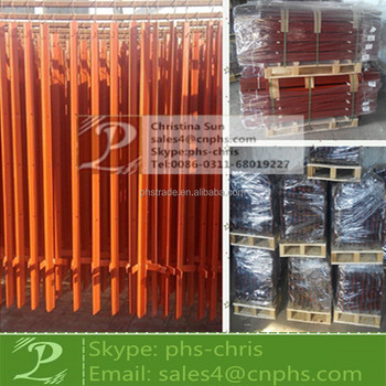 Removable Fence Post removable painted l type fence metal posts - buy l type fence post