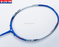 carbon fiber badminton racket graphite quality similar as li ning badminton racket