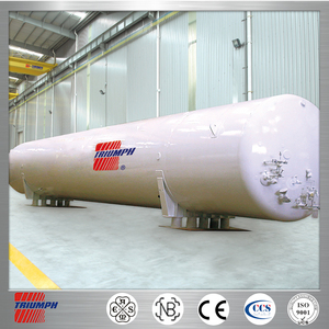vertical 5m3 vertical chemical cryogenic tank design pressure vessel