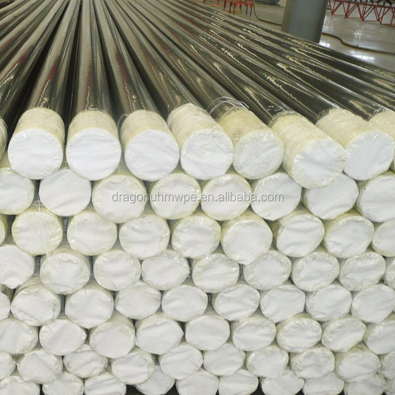 Petrochemical industrial uhmwpe corrosion resistant for Water pipe material