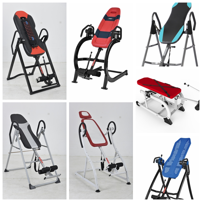 EMER Inversion Table/ healthy gym equipment