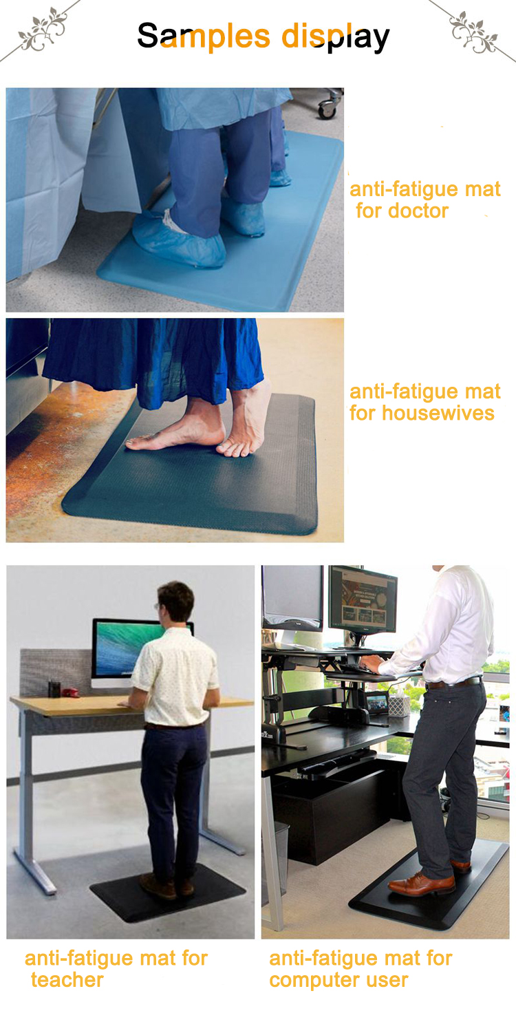 easy to Clean PU flooring mat