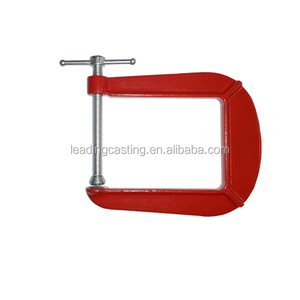 OEM customize ductile iron die casting wood working truss clamps woodworking C Clamps