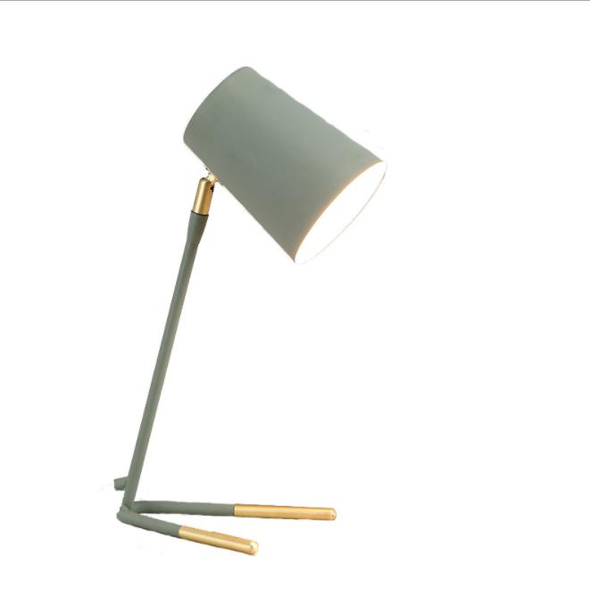 Iskandinav Modern Otel Lüks çalışma masası lambası Ev Dekor için