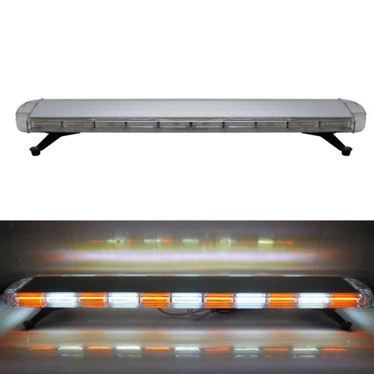 12 V 24 V seguridad impermeable ámbar controlador ambulancia auto Zone LED flashing STROBE Light bar