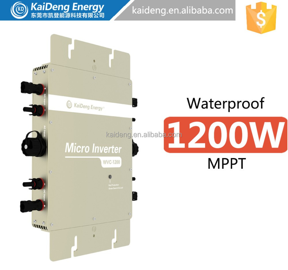 1mw Solar System On Grid Power Micro Inverter 12 1 Mw Plant Block Diagram 12kw Buy Tie Invertersolar Inverter5kw Product