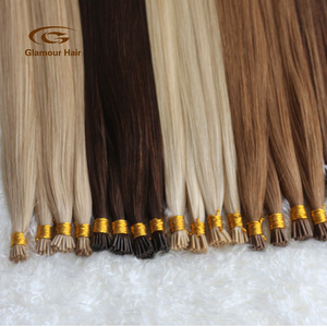 Super Mini I Tip Hair Wholesale Double Drawn 100% Remy Human Hair Extension