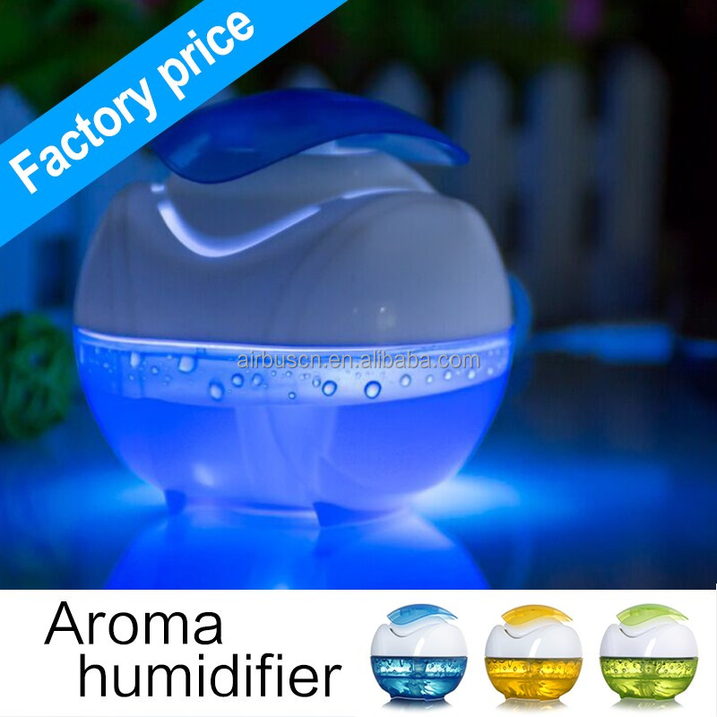 Animal shape humidifier 2016 new Airbus wholesale aromatherapy diffuse r 100ml usb air fresher