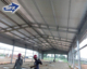 broiler different types of steel structure poultry house for chicken