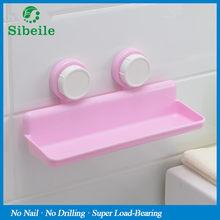 Мощная угловая полка для ванной комнаты душевая Ванна всасывающий кухонный держатель для хранения присоска Органайзер держатель(Китай)