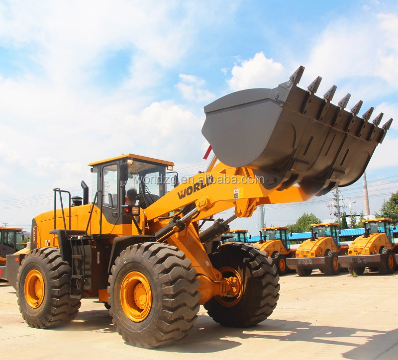rocker shovel loader with 6 ton loading capacity