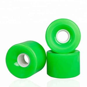 65mm PU long board skate board wheel