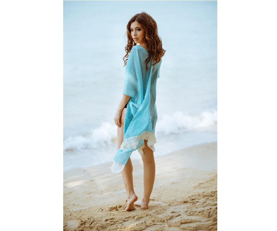 f97e1d3f5f Buy NEW! Fashion Women Kaftan Beach Kimono Cover Up Sexy White ...