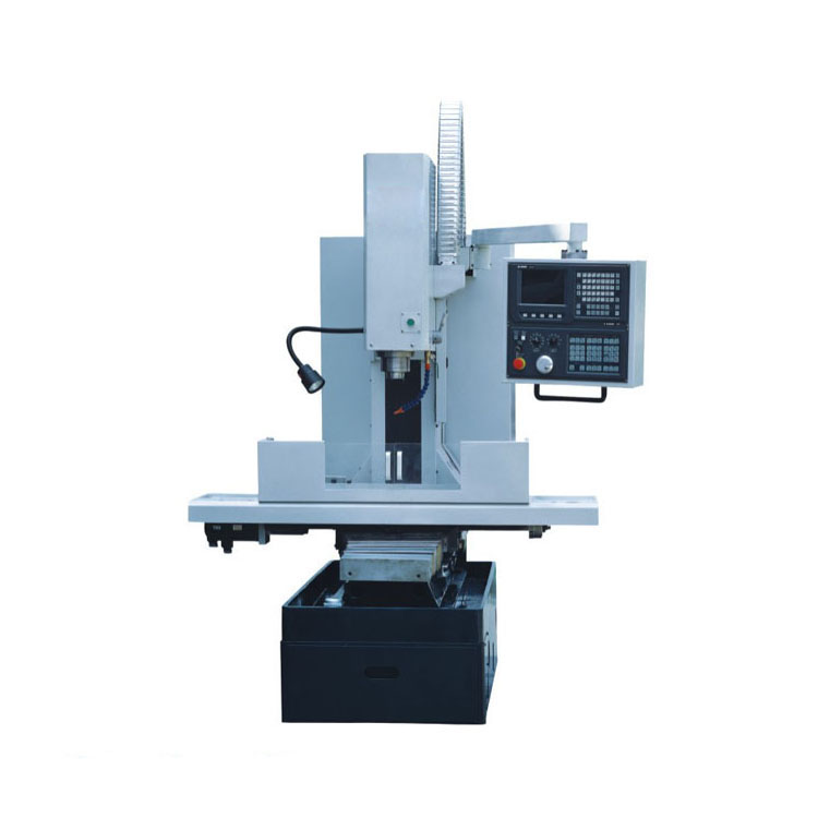 XK7125 automated milling machine with SIEMENS cnc controller