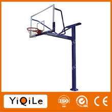 Good quality wholesale basketball goals adjustable basketball rim inground basketball training equipment