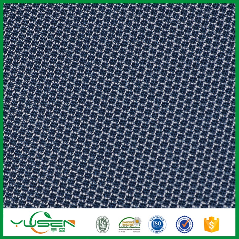 poly knit fabric,3D air mesh spacer fabric,breathable and elastic fabric