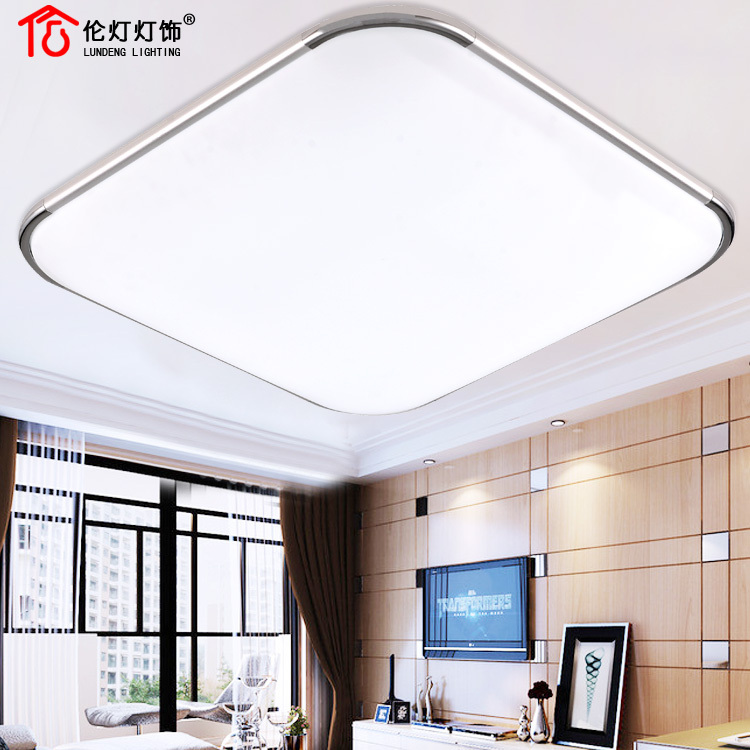 Ultra-thin Energy-saving LED Panel Light Exquisite