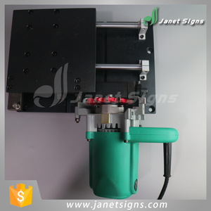 3D Led channel letter sign making hand bending machine made in China
