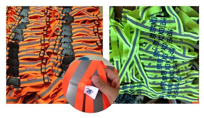 EN471 เรืองแสงสีเหลืองสีเขียวขายส่งเสื้อกั๊กสะท้อนแสง / เสื้อกั๊กสะท้อนแสงเพื่อความปลอดภัย / เสื้อกั๊กเทียมมองเห็นสูง