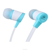 The Latest Unique Design 3.5mm In-ear Earphone With Flat Cable For Smartphone