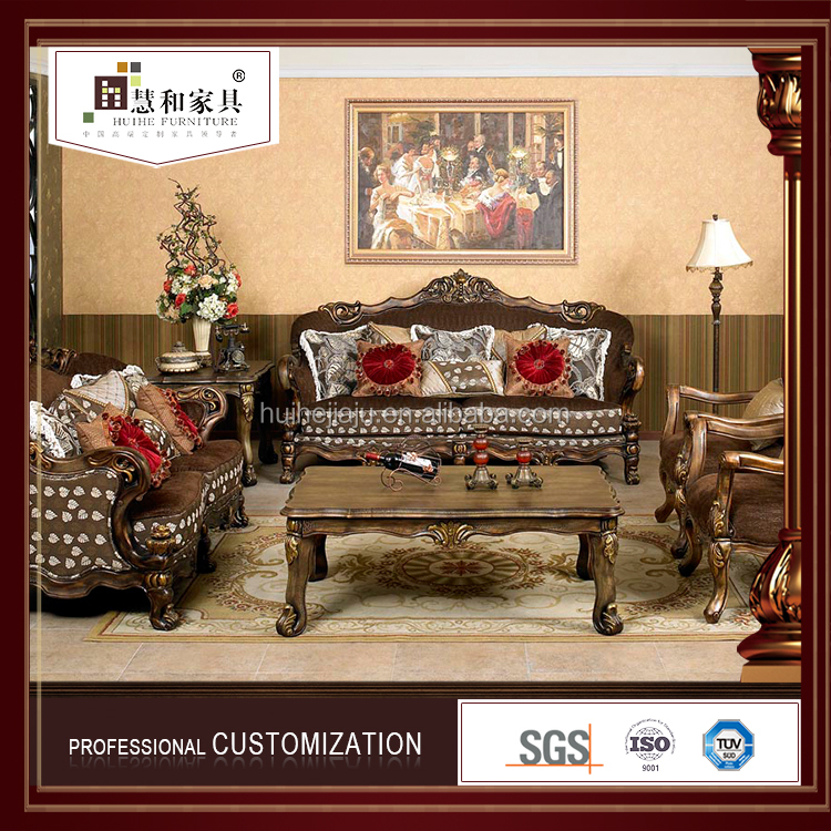 Custom Italian Style Sofa Factory Direct Reproduction Furniture