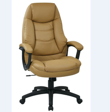 Fashion new design swivel adjustable leather chair