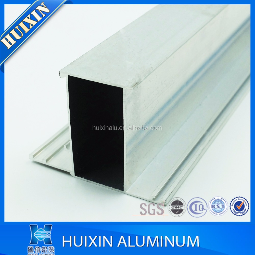 6063 U-shape examples of aluminum aluminum tube fabrication