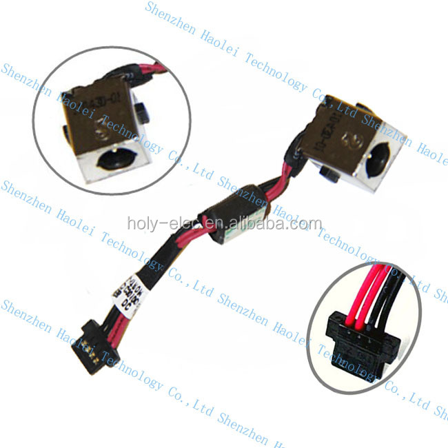 Computer Cables New Laptop DC Jack Power Socket Charging Connector Port for Acer Aspire One 722 Cable Length: Buy 10 Piece
