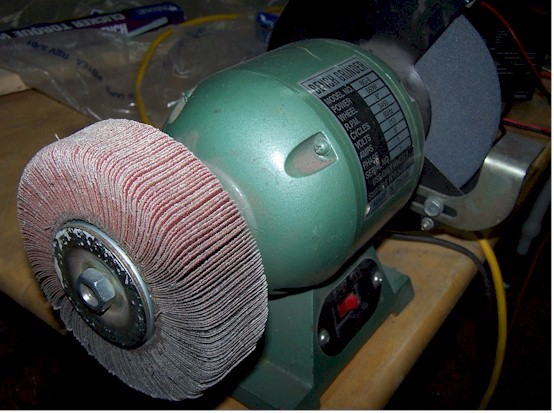 150x25 Wood Brush Hole Flap Wheel For Bench Grinder Used   Buy Wood Sanding  Flap Wheels,Brush Hole Flap Wheel,Bench Grinder Flap Wheel Product On  Alibaba. ...