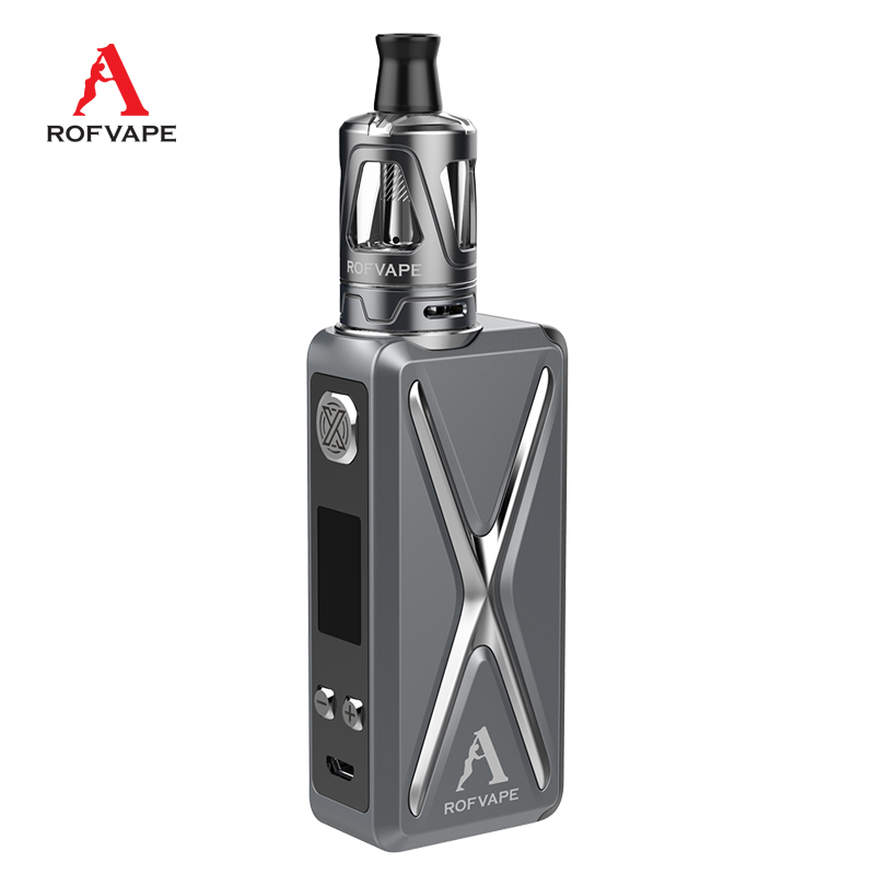 Newest vape mods electronic cigarette XER 90W Kit vape High Watts Vape Pen box mod