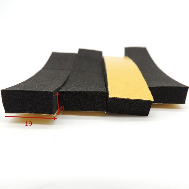 Volver adhesiva de caucho epdm espuma cinta de espuma de corte