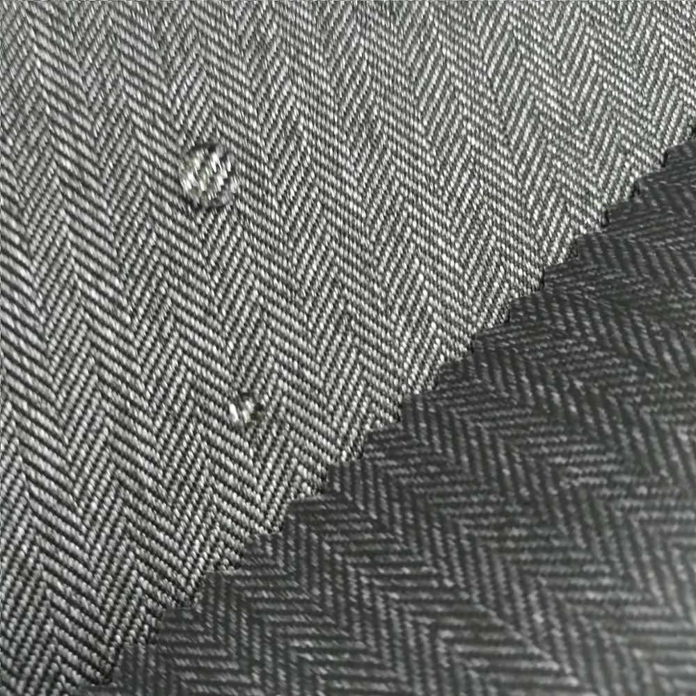 Woven herringbone 100% <strong>polyester</strong> 300D oxford waterproof oxford fabric