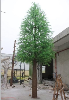 High Quality Artificial Cypress Tree Plant For Idoor