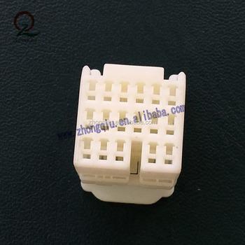 toyota Corolla ECU Wiring Harness Connector Plug 17pin connector 353027-1,  View ECU Wiring Harness Connector, ZQ Product Details from Yueqing Zhongqiu  Electric Co., Ltd. on Alibaba.comYueqing Zhongqiu Electric Co., Ltd. - Alibaba.com