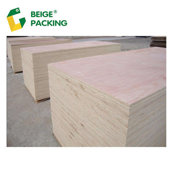 The original wood color LVL plywood with high quality