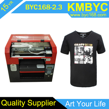 8ae1323c BYC168 series t-shirt printer fast T-jet printing t-shirt printing plotter