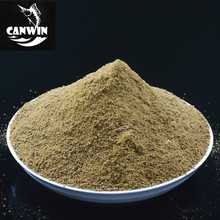 Vanilla hemp groundbait carp fishing bait for feeder