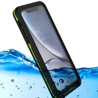 Wholesale tpu pc diving sport 360 full shockproof water proof cell phone case cover for iPhone XR