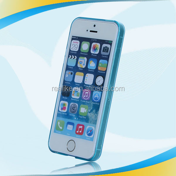New arrival high quality for apple iphone 5 5s high quality bird nest plastic pc hard case