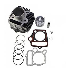 100cc Cylinder Kit (49mm) 1P50FMG -Fits Horiozntal Engines ATV, Dirt bike, Pit Bike SUNL