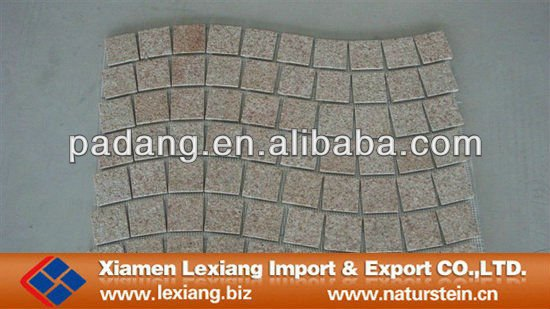 Outdoor Paving Stone Cube On Net