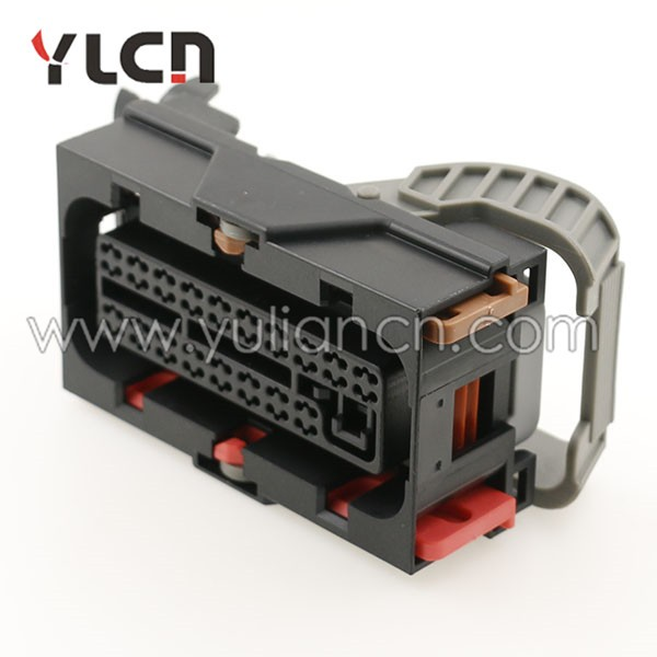 15452126 Black Gt 280 Micro 64 Sealed Female Connector Assembly Ecu 73 Pin  Car Connector - Buy 73 Pin Car Connector,Ecu Car Connector,73 Pin Car