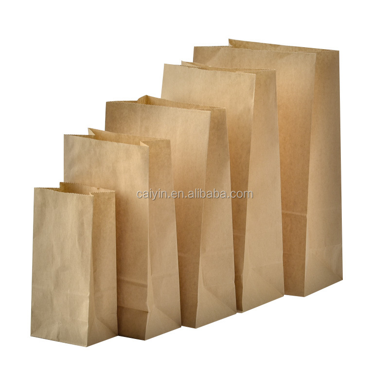 6887bad7e80 Cheap Small Food Grade Kraft Paper Bags