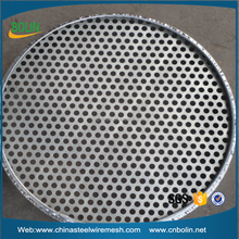 perforated plate coffee sieve/diamond sieves/wet washing sieve