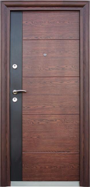 Lowes Metal Double Doors Exterior Metal Doors Wood Finish