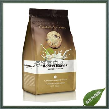 Mini Paper Lined Kraft 1 2 Lb Tintie Coffee Bags 3 8x2