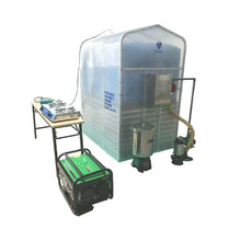 Wastewater Treatment Biogas Plant For Home