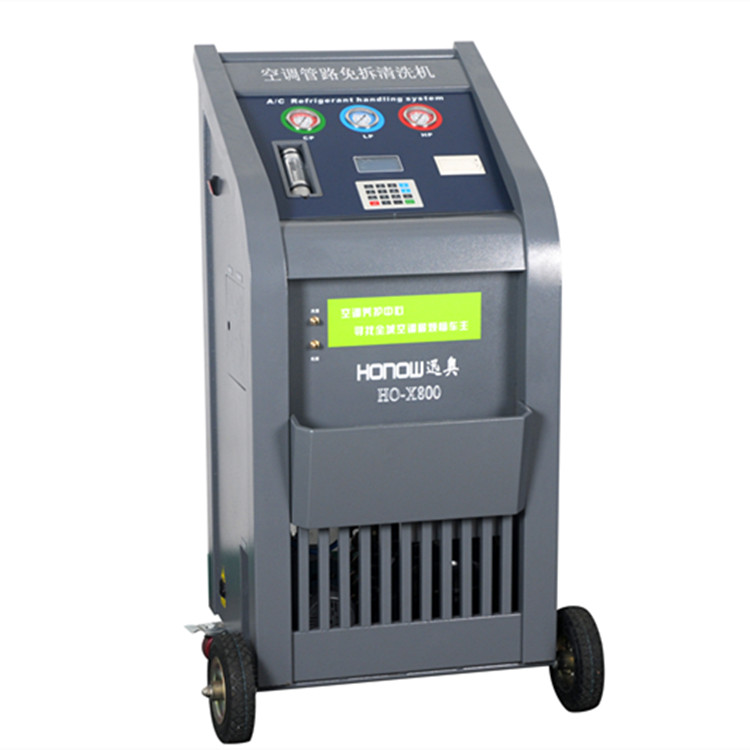 Full Auto Car Ac System Cleaning Machine Hot Sale Ac System Cleaning Machine Auto Refrigerant Machine Buy Ac System Cleaning Machine Ac System Flush Machine A C R134a Recovery Machine Auto Refrigerant Machine Product On