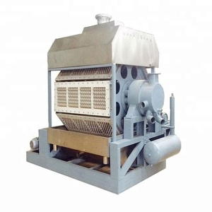 complete egg tray production line egg tray machine dryer with capacity 2500pcs per hour